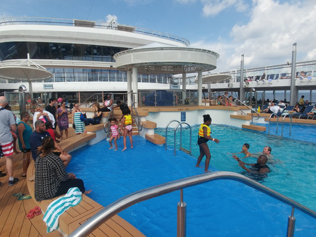 7 Day Greek Cruise tour with the family!