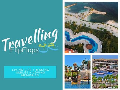 Travelling FlipFlop - Working together!.