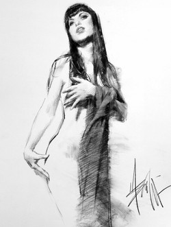 Artist Henry Asencio