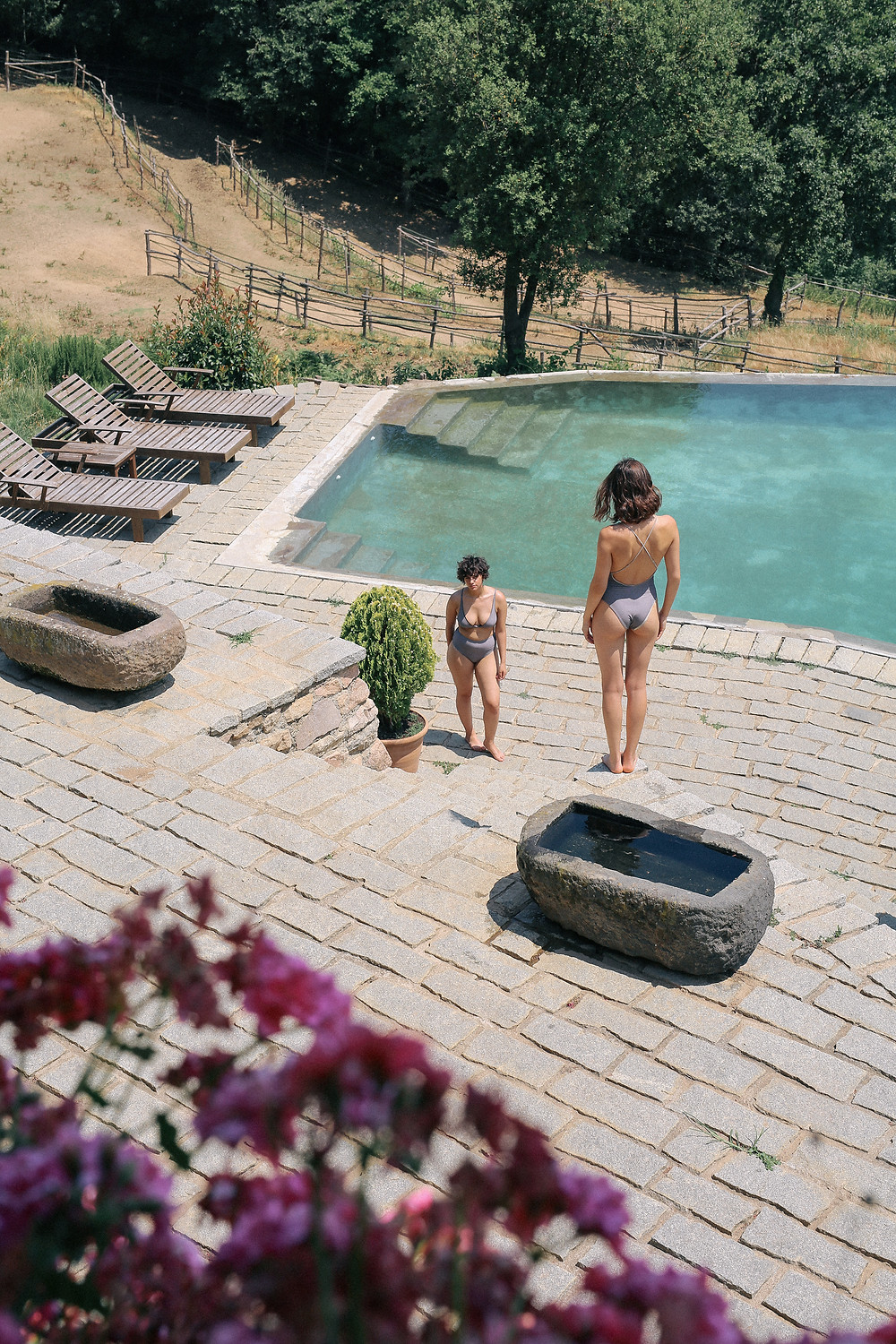 Clo Stories sustainable swimsuit Barcelona