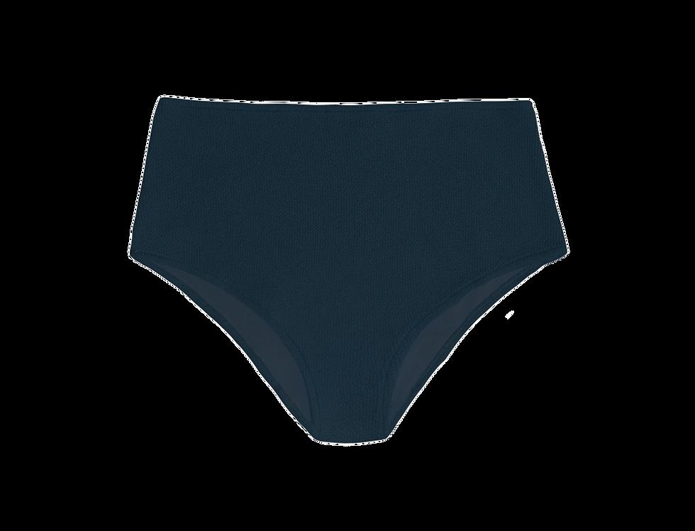 JANE textured high waist bottom in ombre