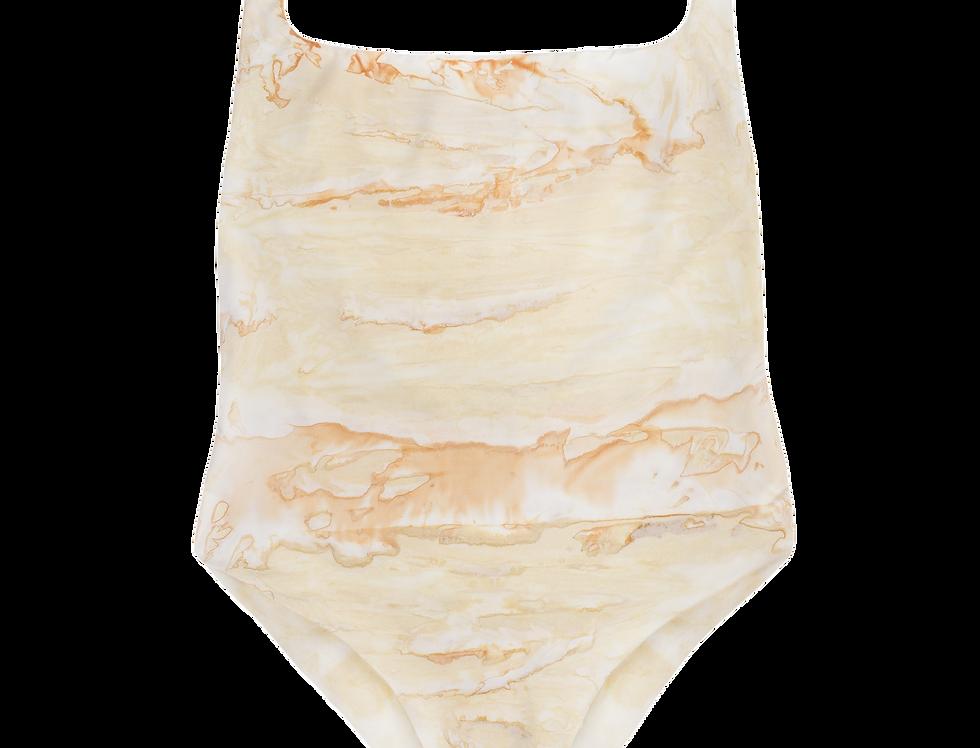 EUGÉNIE Eco dyeing swimsuit