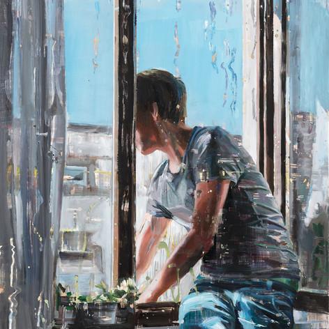 Boy in a Window | 2018