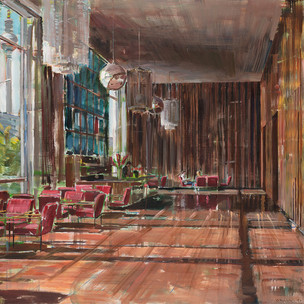 Cinema Lounge | 2020