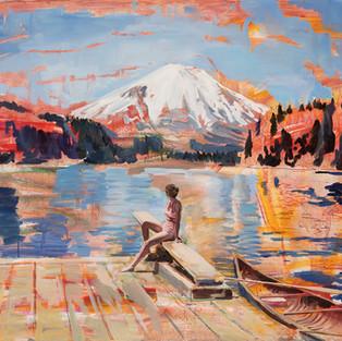 Volcano Lake | 2020