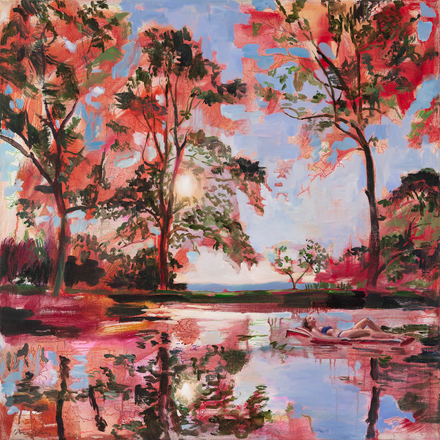 Hidden Pond | 2020