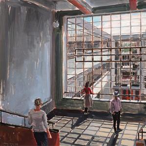 Visitors at the Bauhaus | 2019