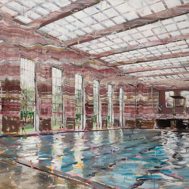 Schwimmhalle |  2019