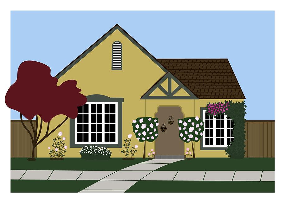 Elizabeth Houston Home Art