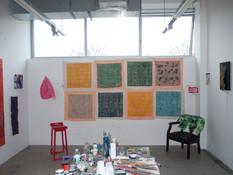 Studio Textile Wall