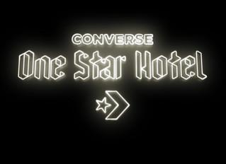 Converse - One Star Hotel