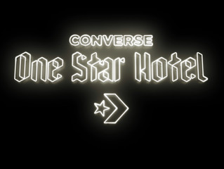 Converse - One Star Hotel