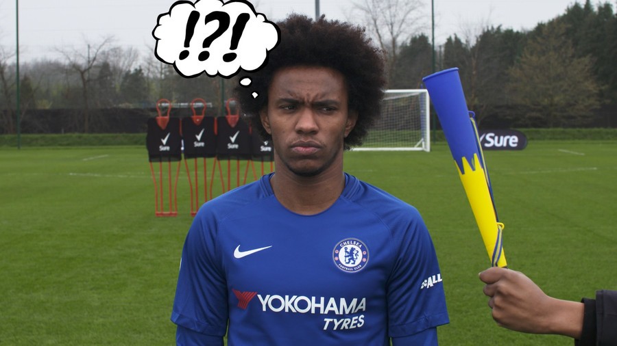 Sure Football with Willian