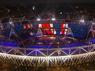 Working at Crystal CG on the London 2012 Olympic Ceremonies