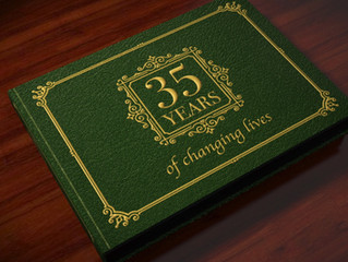 Specsavers 35 Years
