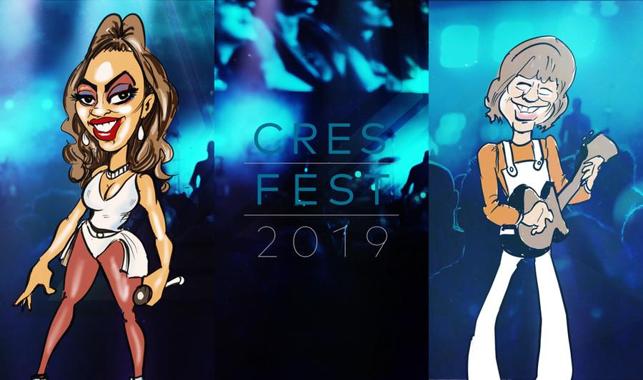 Crestron Portraits
