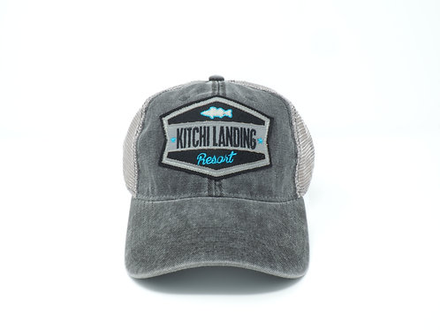 Dashboard Trucker - The Wedge
