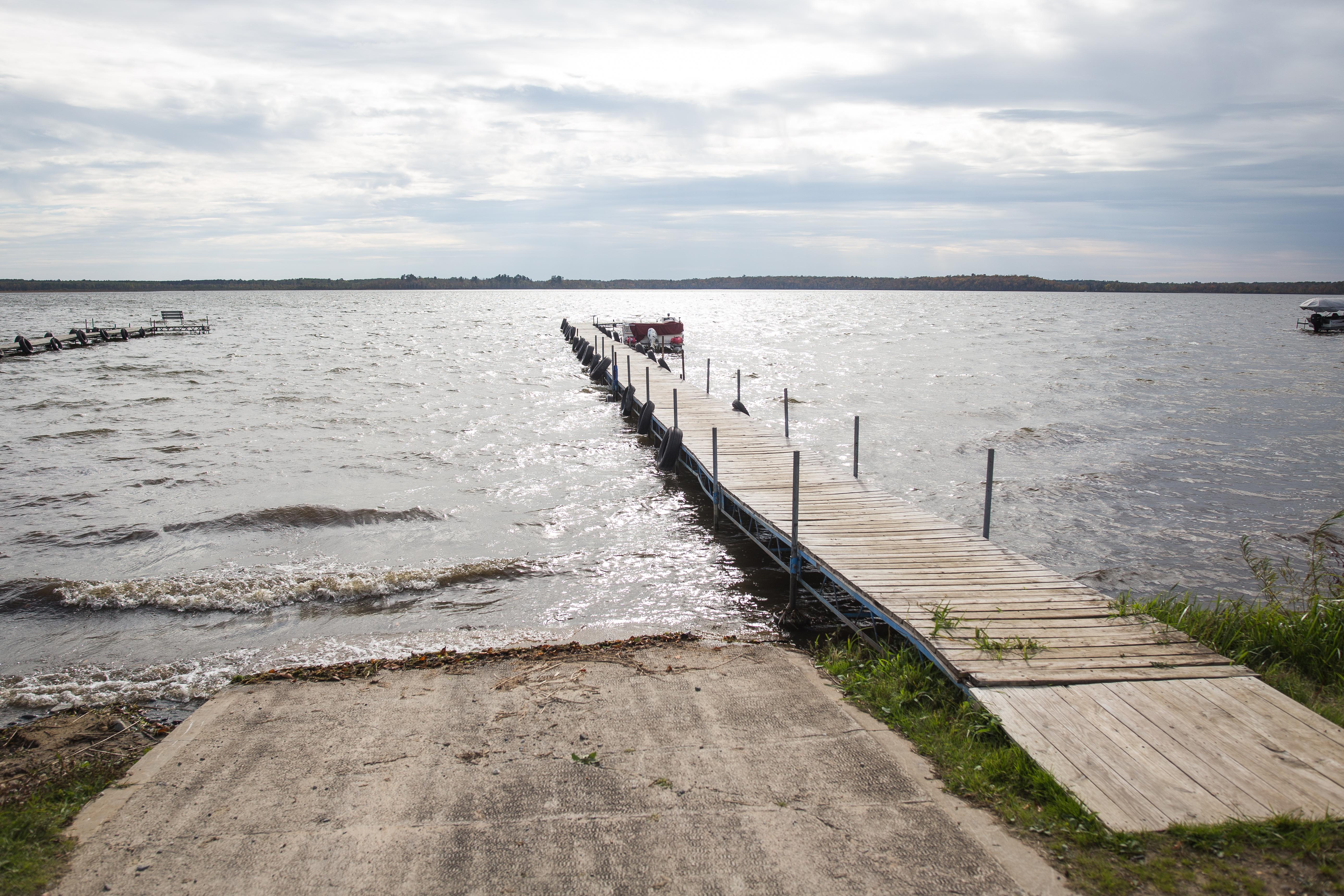 Kitchi Landing Docks