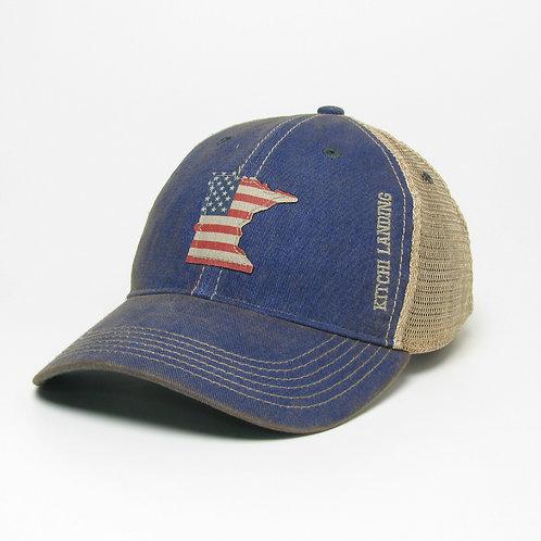 Old Favorite Trucker - America