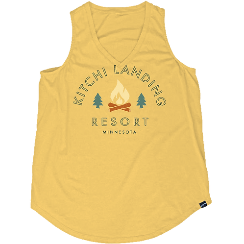 Womens Bonfire Tank