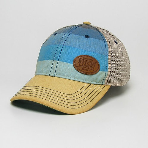 Old Favorite Trucker - Patterned