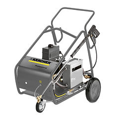 karcher HD specifically used for explosive environments. Category II 2 G c T3.