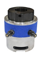 topside hydraulic tensioner used for tensioning bolts