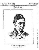 Fanny Wilkinson