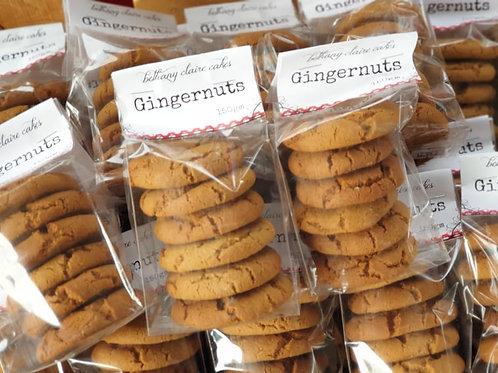Gingernuts 150gm