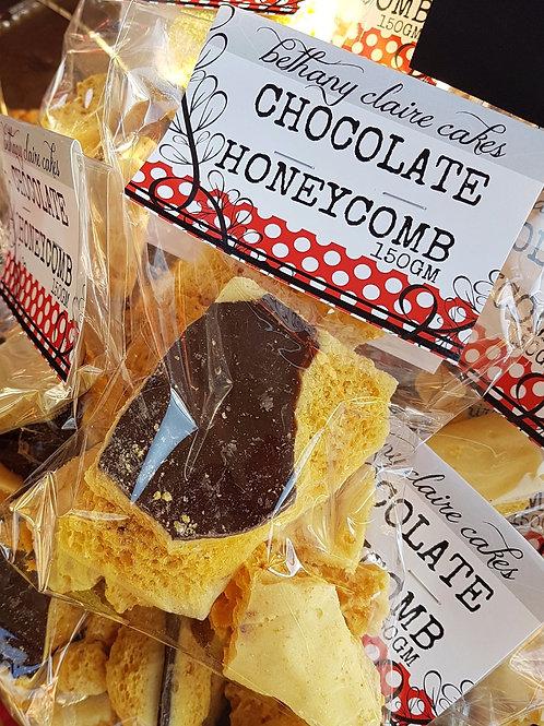 Honeycomb- chocolate or plain 150gm