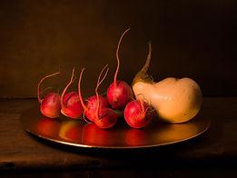 Radishes and Eggplant.JPG