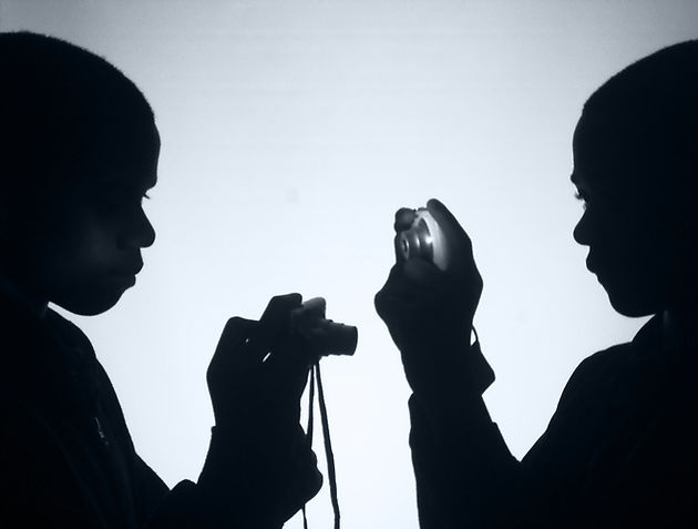 young student photographers
