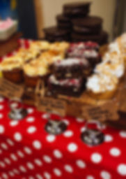market cakes, bethany claire cakes, event caterer