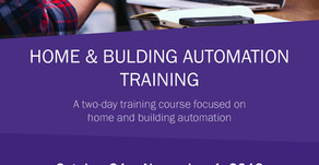 Home and building automation training courses in Miami