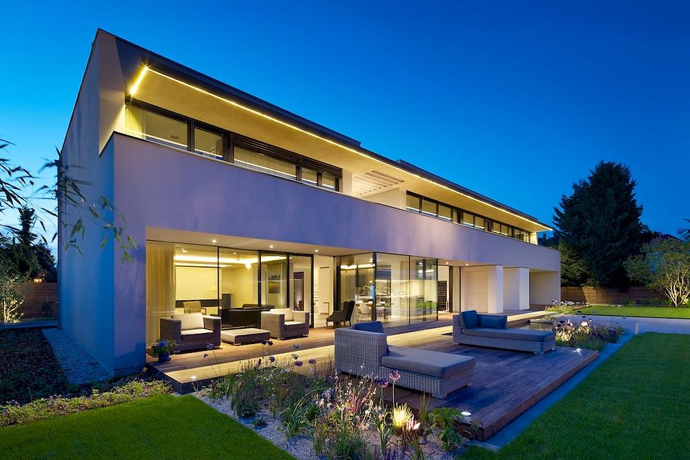 Luxurious house in Bratislava, Slovakia