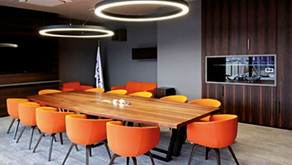 Control and visualization of HVAC and lighting systems at GEEN Holding in the city of Brno, CZ