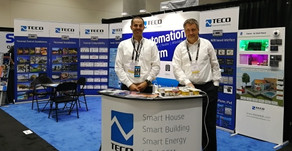 Visit Teco's booth at AHR Expo 2020, the world's largest HVACR trade show