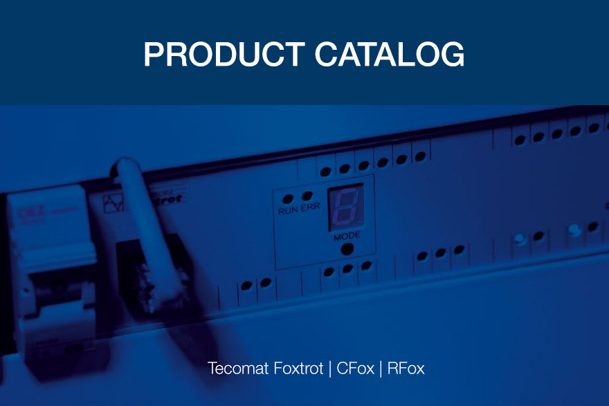 UL Certification for Tecomat Foxtrot Product Catalog