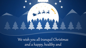 Merry Christmas and Best Wishes for 2020!