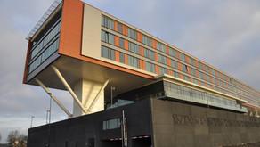 Control and visualization of 15 congress halls at Van der Valk hotel in Veenendaleen, Netherlands