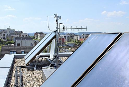Thermal solar panels