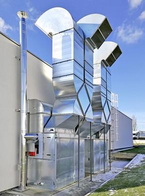 HVAC system at VIPAX
