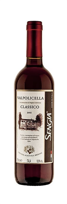 Meroni - Valpolicella DOC classico SENGIA, 2009 / 2011