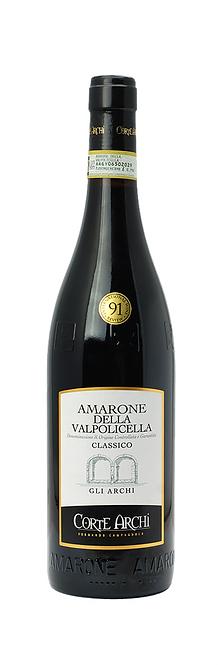 Corte Archi - Amarone della Valpolicella DOC classico, 2008