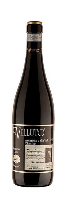 """Meroni - Amarone della Valpolicella DOC classico """"Il Velluto"""", 2008"""