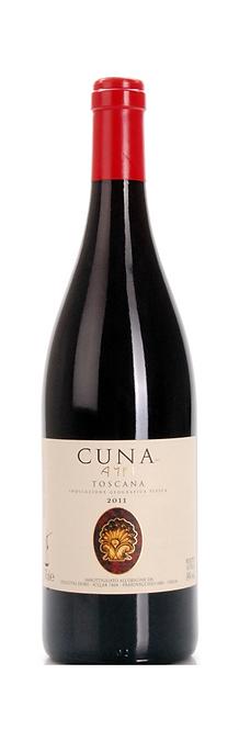 Podere Santa Felicita - CUNA Pinot Nero Toscana IGT, 2014