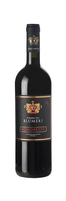 Schiopetto - Blumeri IGT Rosso, 2010 / 2011