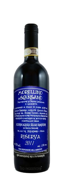 Sellari Franceschini - Morellino di Scansano DOC,  Etichetta Blu  2013