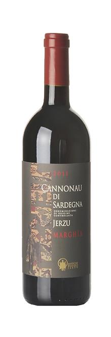 Jerzu - Marghia, Cannonau di Sardegna Jerzu DOC, 2014