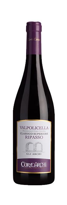 Corte Archi - Valpolicella DOC classico superiore Ripasso, 2016